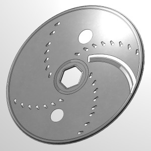 medium slice / medium grater disc