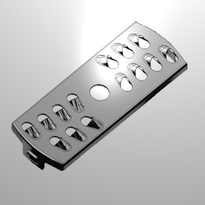 double grating insert
